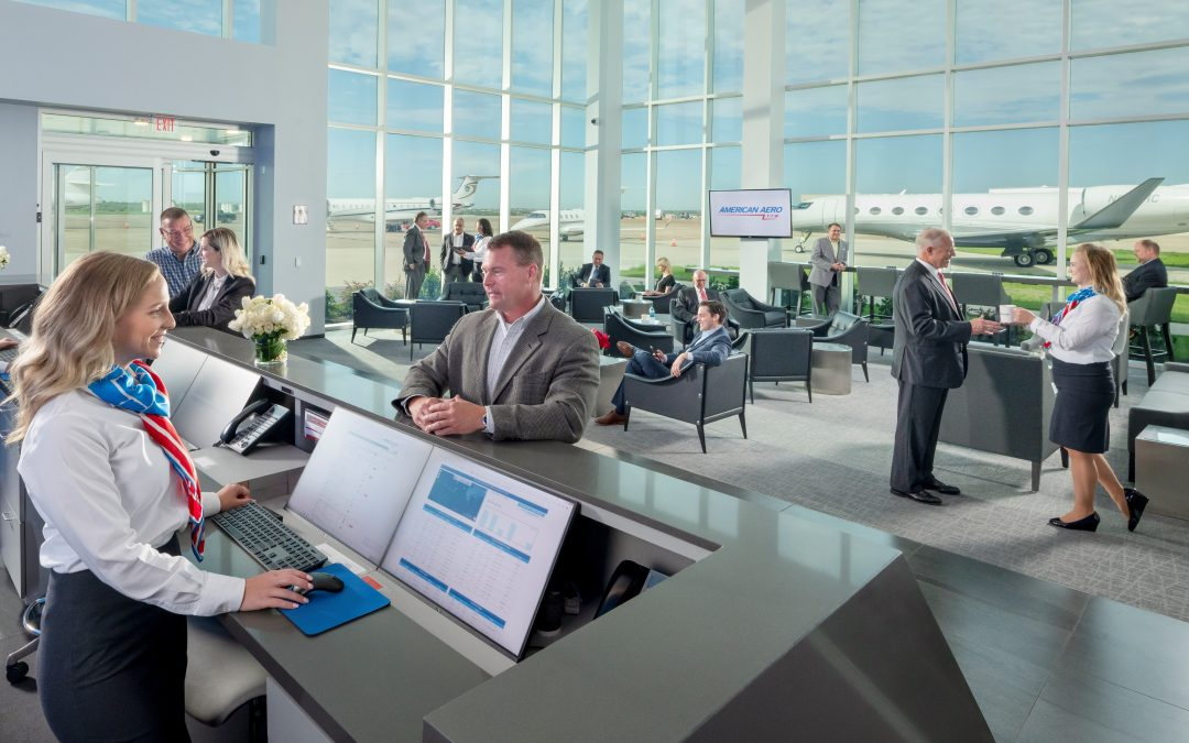 American Aero FTW Again Ranks in Top 5 Percent of World's FBOs in 2019 Aviation International News Survey
