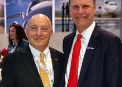 NBAA Recognizes American Aero FTW VP Bob Agostino with prestigious aviation safety award