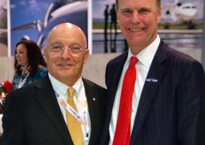 NBAA Recognizes American Aero FTW VP Bob Agostino with prestigious aviation safety award