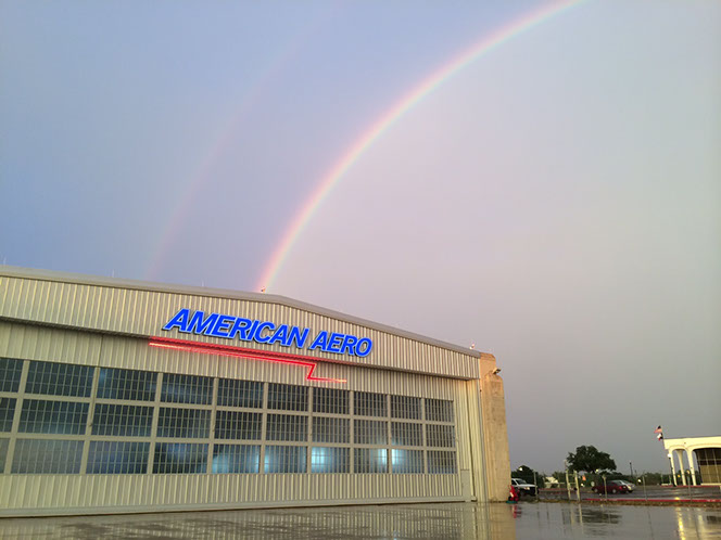 American Aero FTW acquires additional hanagars, land at Mecham International Airport