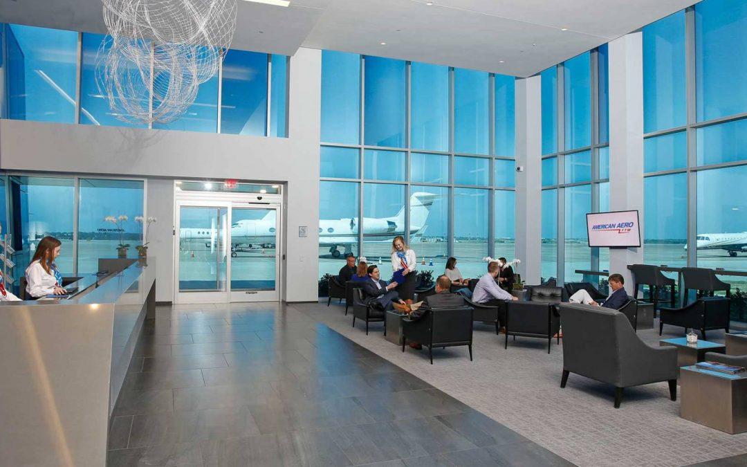 AIN Profiles American Aero FTW: Elevating the FBO Experience