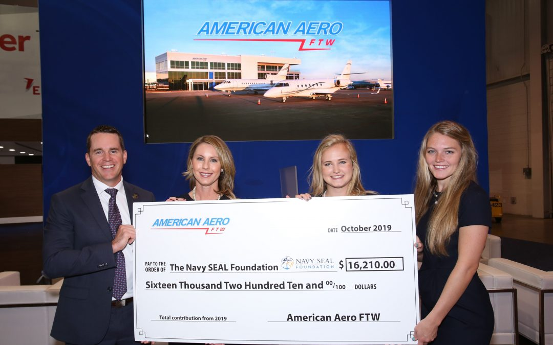 Navy SEAL Foundation Donation
